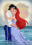 ARIEL AND ERIC by FERNL