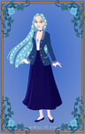 Sapphira Starlight Colmare's event outfit by UltimateAlexandra1
