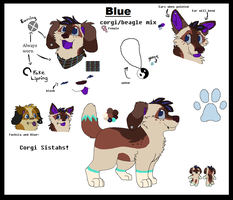 Blue Reference by gone-from-deviantart