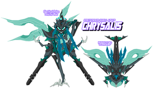 Decepticon Chrysalis by Tyrranux