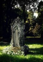Grave stone 1 ~ Stock by AStoKo by AStoKo