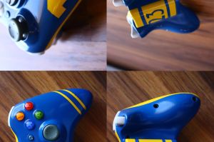 Justin's Controller by E511