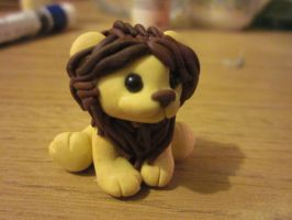 Little Lion by tessasglory