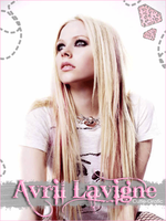 Avril Lavigne by Sweet-Chocola