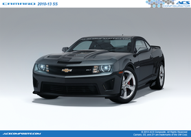 2010-2013 Camaro SS by sfaber95