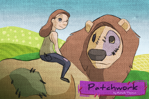 Patchwork promo 2 by DawnFrost