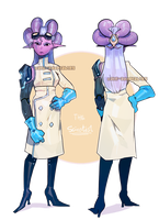 The Scientist - CLOSED! by Cate-adoptables