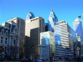 Philadelphia, Pennsylvania by neonocean
