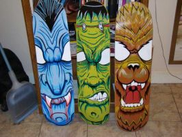 MoNsTER BoArdS by IrishS8N