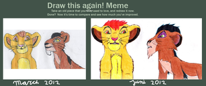 Draw this again meme by WelpPwr