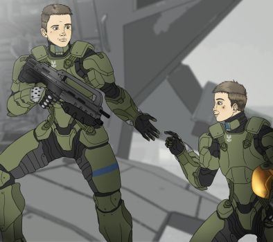 Halo Ammunition: Welcome Aboard! by Guyver89