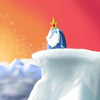 Ice King by MatiZ1994