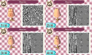 Animal Crossing QR: Muscle Shirt by CaseyLJones