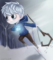 RoTG : Jack Frost by SharkTuna