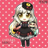 Vocaloid - MAYU by Akage-no-Hime