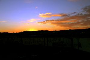 Sunset in my little Town, Hemet by manyirah936