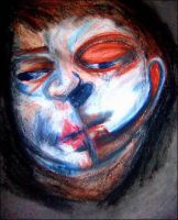 Tribute to Francis Bacon by Tick-Tock-BANG