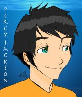 Percy Jackson by UnobstructedView