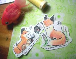 stickers by Piquipauparro