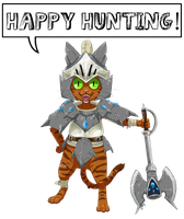 Happy Hunting! by Jenbe