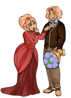 The Blind Date: RP Starter (CLOSED) by GingerQuin