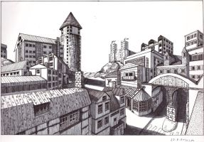 Town 5 by vicious-virtue