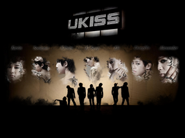 U-kiss wallpaper 2 by YoruTsu