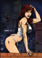 Mary jane colors by brimstoneman34