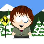 Ezekiel in South Park by TheRealTDITrent