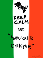 Keep calm.. by nay-only