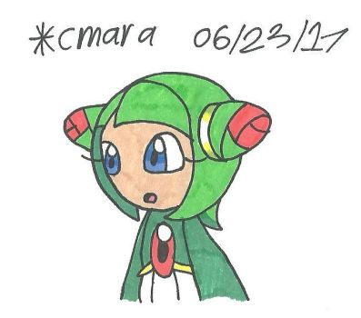 Cosmo: what? by cmara