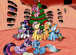 Happy Holidays by Noxavous