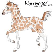 3274 Wild Firefly - Foal design by SnowStorm-Stable