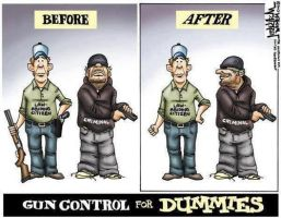Gun Control for DUMMIES by fighitrightnow