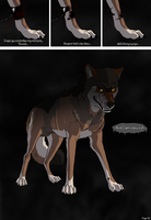 The Whitefall Wanderer Page 50 by Cylithren