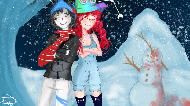 snowdays by krysty-san