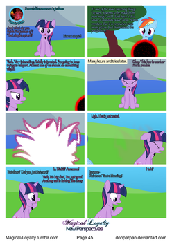 Magical Loyalty - New Perspectives Page 45 by DonParpan