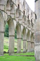 Rievaulx Abbey 25 - Stock by GothicBohemianStock