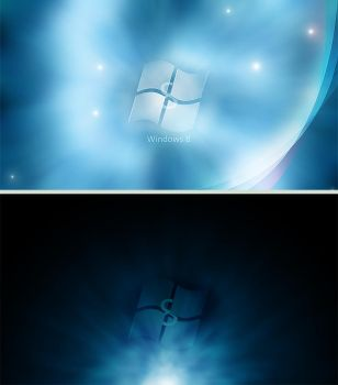 Windows 8 Wallpapers + HD by phil2001