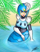 Splash woman udon tribute full by borockman