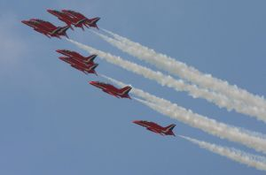 the red arrows display 5 by Sceptre63