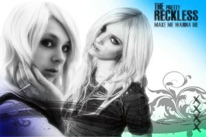 The Pretty reckless by Miss-evill