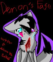 Demon's Fate Cover by Emberdahkitteh