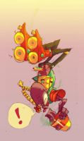 jet set radio stuff by ChrisKillus