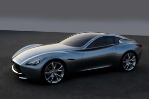 Infiniti Essence Concept by TheCarloos