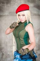 Cammy White by nadyasonika