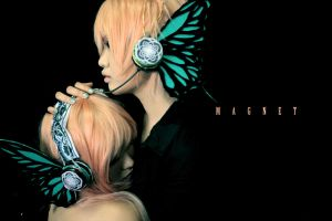 Vocaloid - Magnet by Astellecia