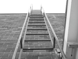Stairway to..the roof at least by ams719