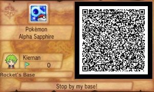 Secret Base QR code for Event Pokemon -Hoopa(READ) by RainAtronach