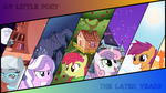 MLP: The Later Years by Ivan2294
